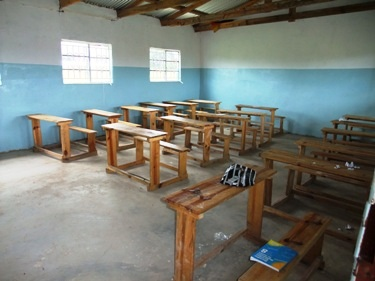 Report from Shekinah Glory School (Bwacha)