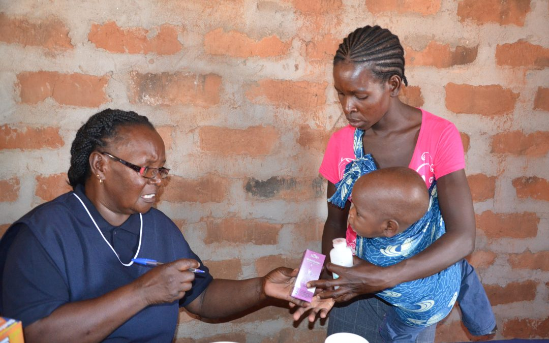 When Mothers Are Cared For, The Whole Family Benefits