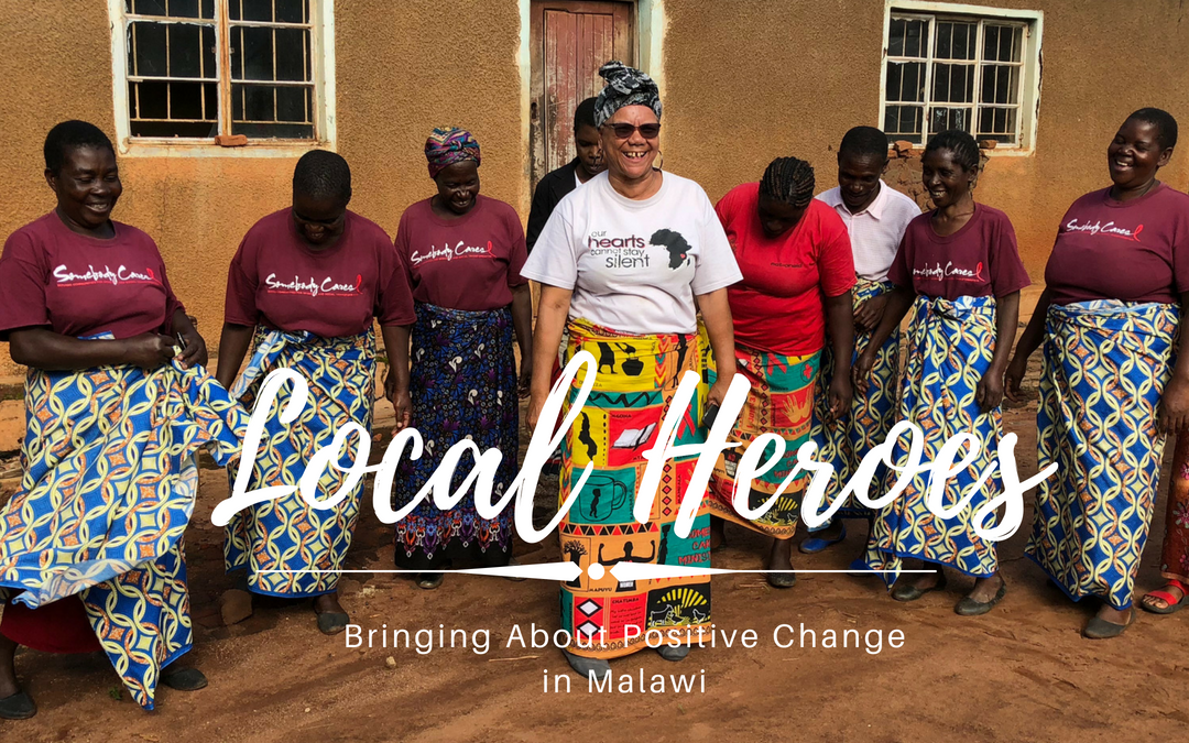 Local Heroes Combatting Gender Based Violence in Malawi